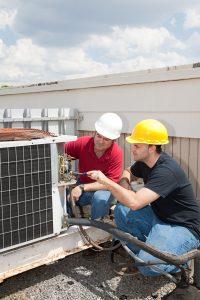 HVAC-contractor-service