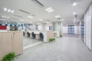 interior-of-open-office-with-cubicles